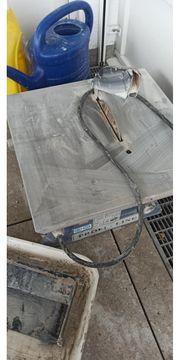 Fliesenschneider - elektrisch