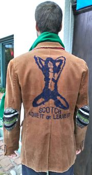 Blazer SCOTCH SODA Cordblazer Gr