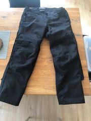 Probiker Textiljeans schwarz Motorradhose