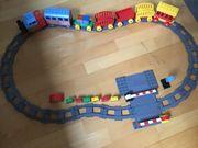 Lego Duplo Eisenbahn Lokomotive elektrisch