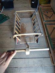 Ziehwagen Leiterwagen