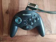 PC-Gamepad MICROSOFT SideWinder kabelgebunden