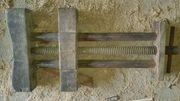 Holzpresse