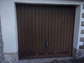 Türen, Zargen, Tore, Alarmanlagen - Garagentor