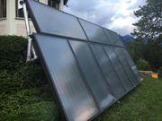 Solaranlage günstig abzugeben