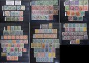 Heller 1899-1924 postfrisch gelocht gestempelt