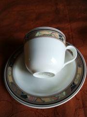 Hutschenreuther Espresso Sammeltasse Bone China