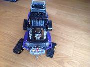 Lego Technic Schneemobil