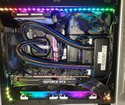Mini-ITX Gaming PC mit R9