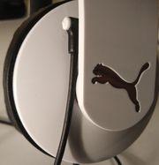 Puma white lifestyle Headset light