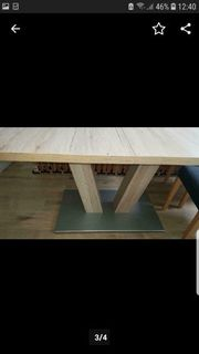 Esstisch Holz ausziehbar