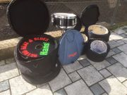 Komplettes Tama Imperialstar Drumset