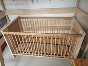 PAIDI Baby und Kinderbett
