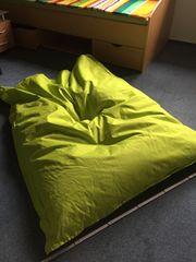 Sitzsack in apfelgrün