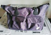 Große Reise- oder Shopping-Tasche von