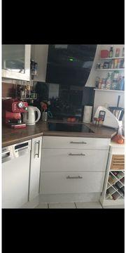 Hochwertige Einbauküche Marke Nobilia vom Möbelhaus