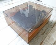 Vintage-Plattenspieler SABA-DUAL 1218
