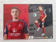 Autogrammkarte Lucas Hufnagel 1 FC