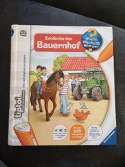 Tiptoi Buch Entdecke den Bauernhof