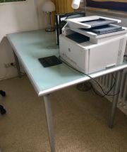 Tisch Glastisch Esstisch Bürotisch Schreibtisch