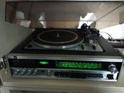 Plattenspieler mit Radio Dual KA