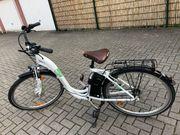 E bike sehr guter Zustand