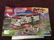 Lego friends Popstar Tourbus