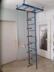 Sprossenwand Indoor Klettergerüst aus Stahl