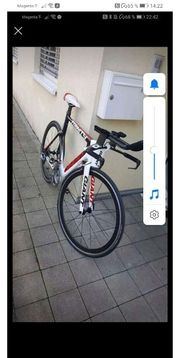 Triathlon Voll Carbon Rennrad