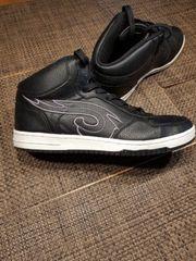 Herren Sneaker schwarz Gr 44