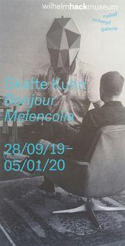 Ausstellung Skafte Kuhn Bonjour Melencolia