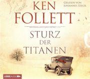 Ken Follett - Sturz der Titanen -