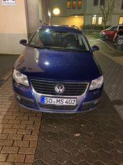 VW Passat Variant B6 2