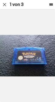 Pokemon Sapphira Version Gameboy Advance