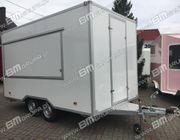 Verkaufsanhänger Imbisswagen Food Truck Neu