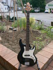Bassgitarre 4-Saiter Greg Bennett Design