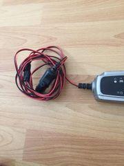Ladegerät für Autobatterie