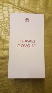 HUAWEI nova 5T Nagelneu und
