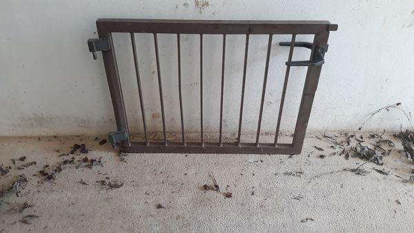 Alu Metall Hoftor Tor Tür