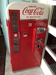 Coca Cola Automat Original Bj