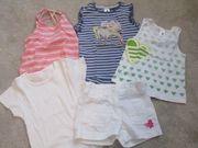 Kleiderpaket Mädchen 5-teilig Gr 110