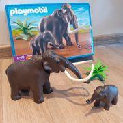 Playmobil 5105 Steinzeit Mammut mit