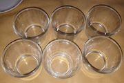 6 Eis-Gläschen