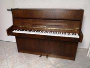 Sauter Klavier Modell 110