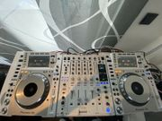 Pioneer NXS2 limited white Set