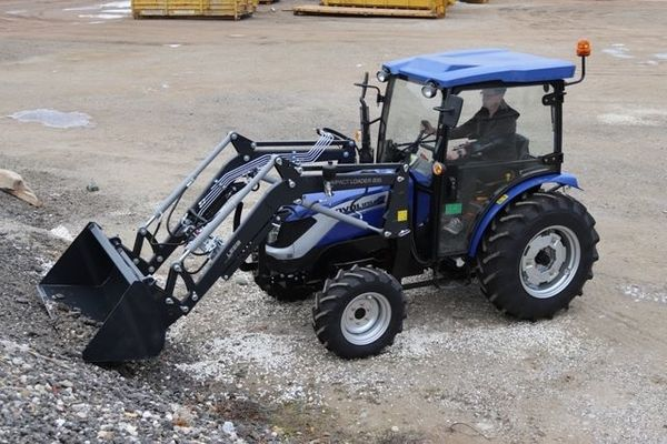 35 PS LOVOL M354 Traktor