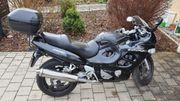 Motorrad Supersportler - Suzuki GSF 750F