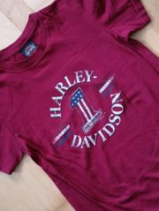 Harley Davidson T-Shirt Damen Größe