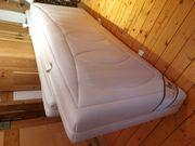 Matratze für Doppelbett 160x200 zweiteilig
