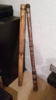 2 x Didgeridoo